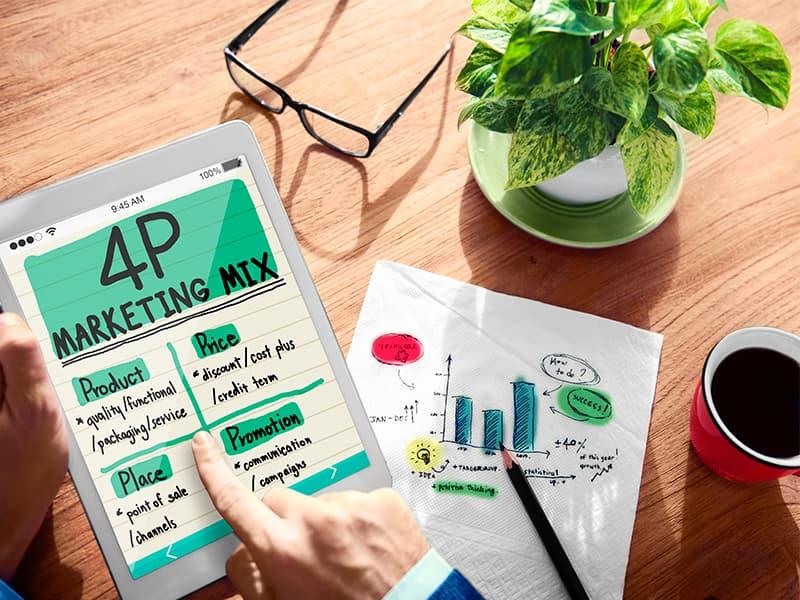 Mix De Marketing Passo A Passo De Como Elaborar O Seu - GCY Contabilidade