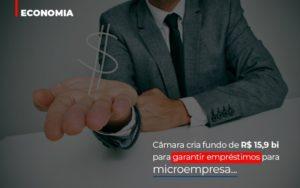 Camara Cria Fundo De Rs 15 9 Bi Para Garantir Emprestimos Para Microempresa - GCY Contabilidade