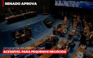 Senado Aprova Programa De Credito Mais Acessivel Para Pequenos Negocios - GCY Contabilidade