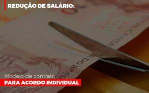 Reducao De Salario Modelo De Contrato Para Acordo Individual - GCY Contabilidade
