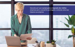Esocial Prazo Prorrogado Atencao Para Cadastrar A Sua Empresa - GCY Contabilidade