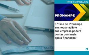 3 Fase Do Pronampe Em Negociacao E Sua Empresa Podera Contar Com Mais Apoio Financeiro - GCY Contabilidade