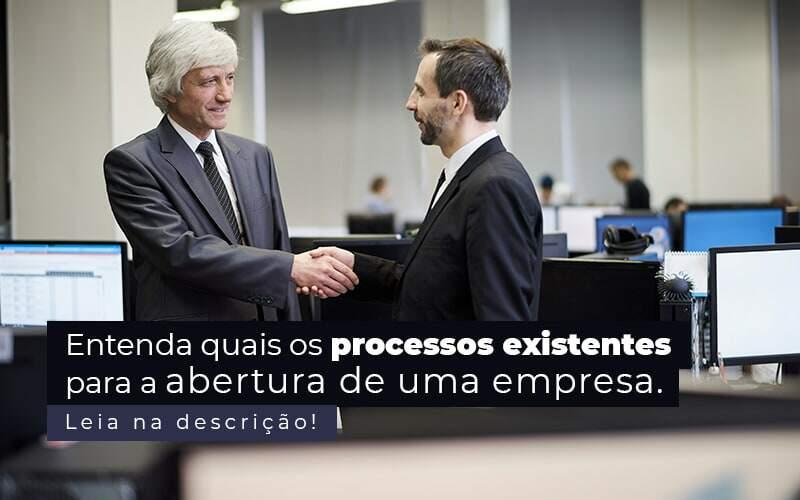 Entenda Quais Os Processos Existentes Para A Abertura De Uma Empresa Post 2 - GCY Contabilidade