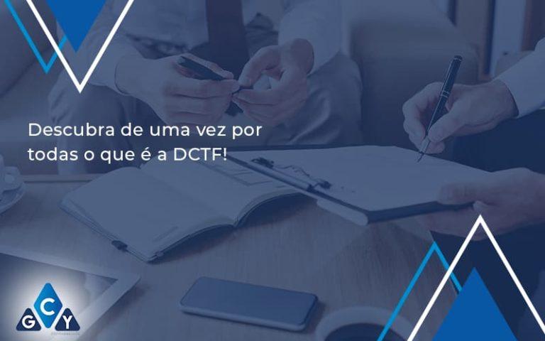 Dctf Gcy Contabil - GCY Contabilidade